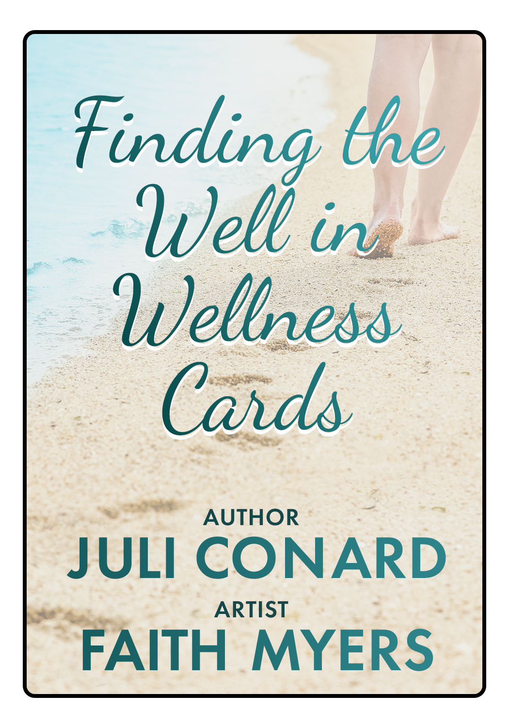 Finding the Well in Wellness Card Set